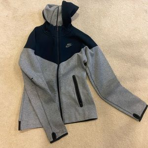 Nike dri-fit hoody-S